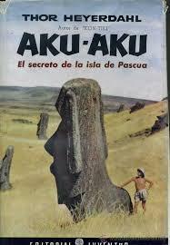 Portada de AKU- AKU: EL SECRETO DE LA ISLA DE PASCUA
