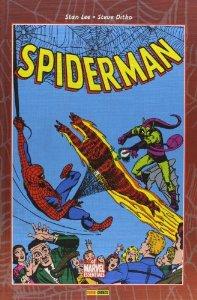 Portada de SPIDERMAN.( BEST OF MARVELS ESSENTIALS#2)