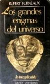 Portada de LOS GRANDES ENIGMAS DEL UNIVERSO