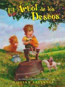 Portada de EL ÁRBOL DE LOS DESEOS
