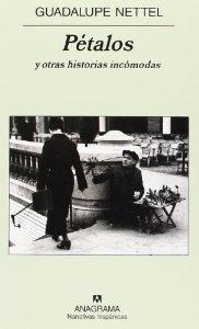 Portada de PÉTALOS Y OTRAS HISTORIAS INCÓMODAS