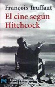 Portada de EL CINE SEGÚN HITCHCOCK