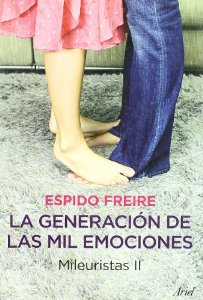 Portada de LA GENERACIÓN DE LAS MIL EMOCIONES. MILEURISTAS II