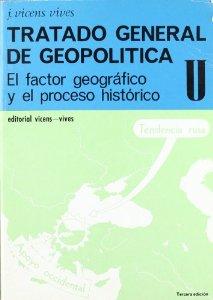 Portada de TRATADO GENERAL DE GEOPOLÍTICA