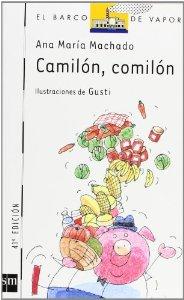 Portada de CAMILON COMILÓN