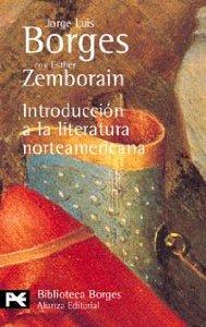 INTRODUCCIÓN A LA LITERATURA NORTEAMERICANA