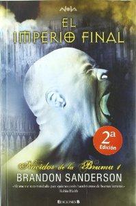 Portada de EL IMPERIO FINAL (NACIDOS DE LA BRUMA #1)