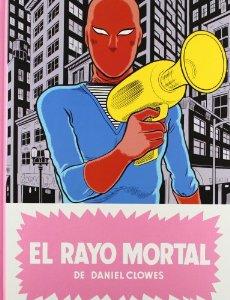 Portada de EL RAYO MORTAL