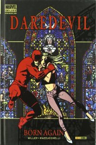 Portada de DAREDEVIL: BORN AGAIN