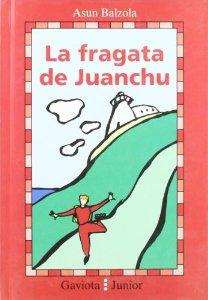 Portada de LA FRAGATA DE JUANCHU