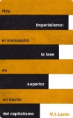 Portada de EL IMPERIALISMO, FASE SUPERIOR DEL CAPITALISMO