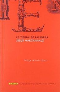 Portada de LA TIENDA DE PALABRAS