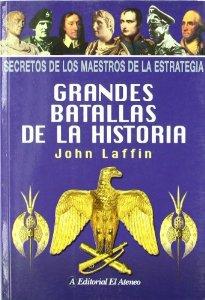Portada de GRANDES BATALLAS DE LA HISTORIA