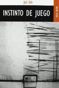 Portada de INSTINTO DE JUEGO