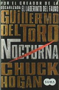 Portada de NOCTURNA (TRILOGÍA DE LA OSCURIDAD #1)