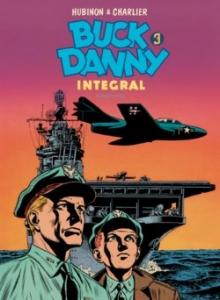 BUCK DANNY 1953-55. INTEGRAL 3