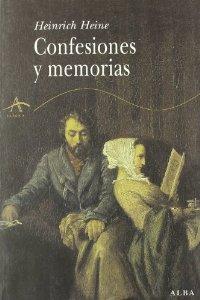 Portada de CONFESIONES Y MEMORIAS