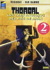THORGAL. LOS TRES ANCIANOS DEL PAÍS DE ARÁN (THORGAL#3)