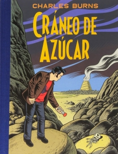 Portada de CRÁNEO DE AZÚCAR