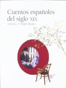 Portada de CUENTOS ESPAÑOLES DEL SIGLO XIX