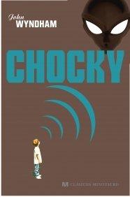 Portada de CHOCKY