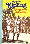 Portada de UNA GUERRA DE SAHIBS
