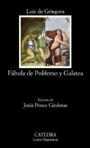 Portada de FÁBULA DE POLIFEMO Y GALATEA