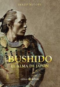 Portada de BUSHIDO. EL ALMA DE JAPÓN