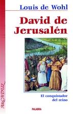 Portada de DAVID DE JERUSALEN: EL CONQUISTADOR DEL REINO