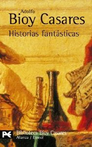 Portada de HISTORIAS FANTÁSTICAS