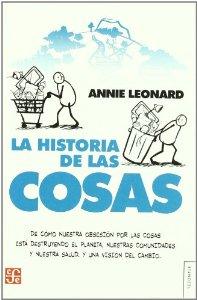 Portada de LA HISTORIA DE LAS COSAS