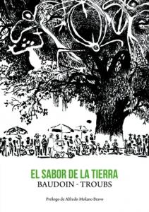 Portada de EL SABOR DE LA TIERRA