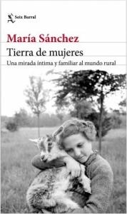 Portada de TIERRA DE MUJERES