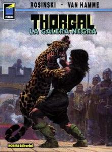 THORGAL. LA GALERA NEGRA ( THORGAL#4 )