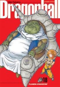 DRAGON BALL (ULTIMATE EDITION #18)