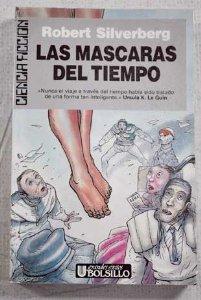 Portada de LAS MÁSCARAS DEL TIEMPO
