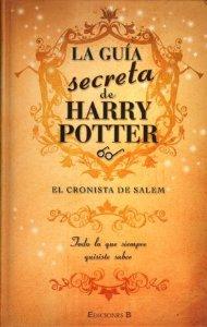 Portada de LA GUÍA SECRETA DE HARRY POTTER: EL CRONISTA DE SALEM