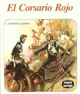Portada de EL CORSARIO ROJO