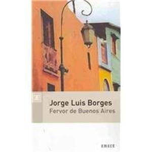 Portada de FERVOR DE BUENOS AIRES