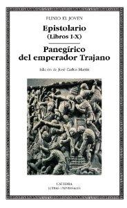 Portada de EPISTOLARIO (LIBROS I-X); PANEGÍRICO DEL EMPERADOR TRAJANO
