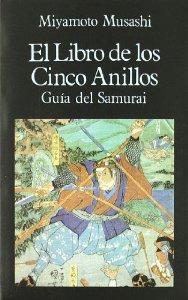 Portada de EL LIBRO DE LOS CINCO ANILLOS. GUÍA DEL SAMURAI