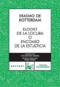 Portada de ELOGIO DE LA LOCURA