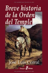 Portada de BREVE HISTORIA DE LA ORDEN DEL TEMPLE