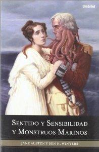 Portada de SENTIDO Y SENSIBILIDAD Y MONSTRUOS MARINOS