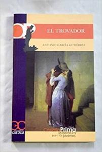 Portada de EL TROVADOR