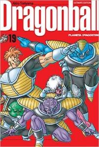 DRAGON BALL (ULTIMATE EDITION #19)