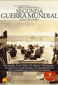 Portada de BREVE HISTORIA DE LA SEGUNDA GUERRA MUNDIAL