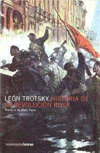 Portada de HISTORIA DE LA REVOLUCIÓN RUSA