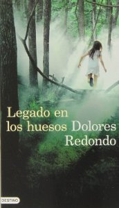 Portada de LEGADO EN LOS HUESOS (TRILOGÍA DEL BAZTÁN #2)