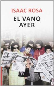Portada de EL VANO AYER